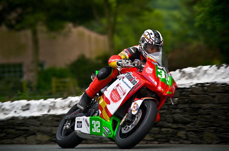 Antonio Maeso participará en el TT de la Isla de Man