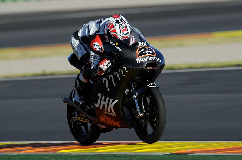 La Armada de Moto2 y Moto3 arrasa en Valencia