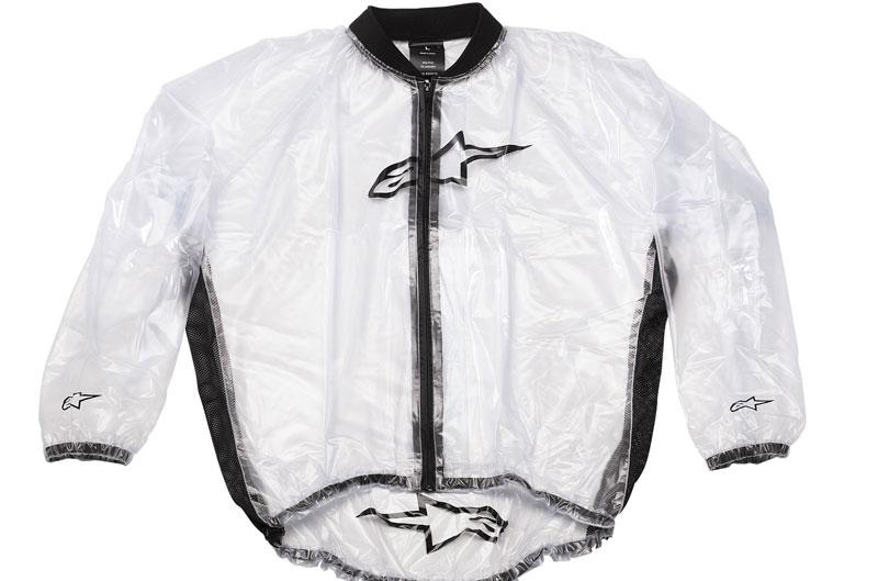 Chaqueta impermeable Alpinestars MX Mud Jacket