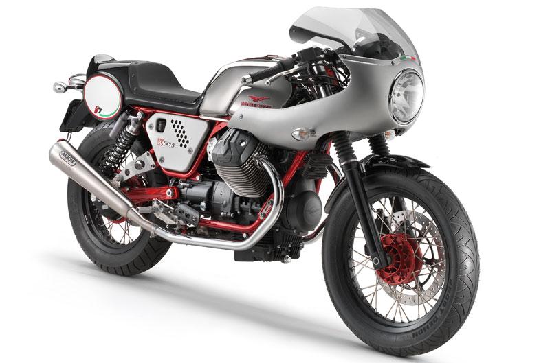 Accesorios vintage Moto Guzzi