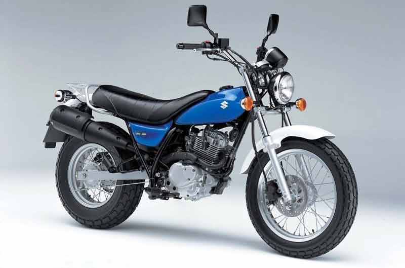 Suzuki Van Van, ahora por 125 euros al mes sin intereses