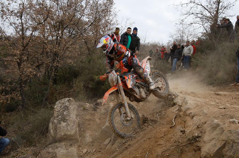 Iván Cervantes gana La Bassella Race