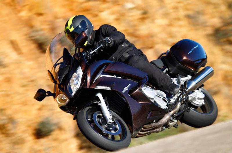 Yamaha FJR 1300. Prueba La Moto