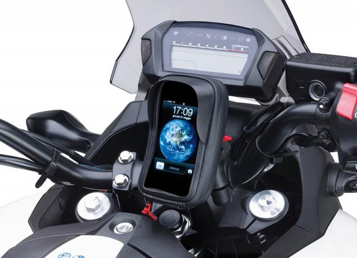 Nuevos porta Smartphone y GPS GIVI
