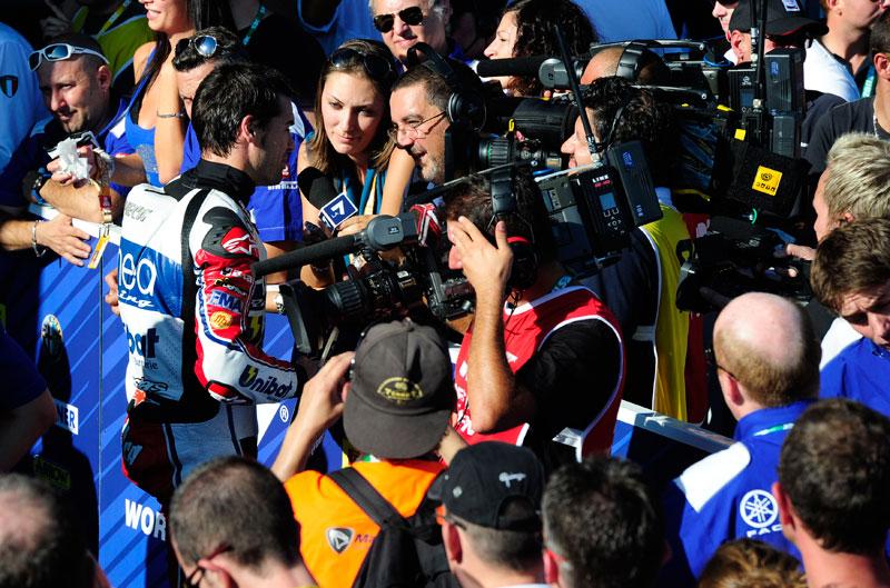 Las Superbike se televisarán en TVE