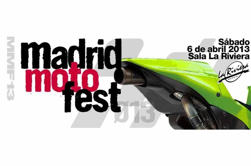 Madrid Moto Fest 2013