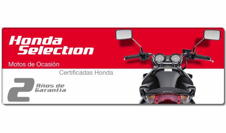 Honda crea el programa de vehículos de ocasión Honda Selection