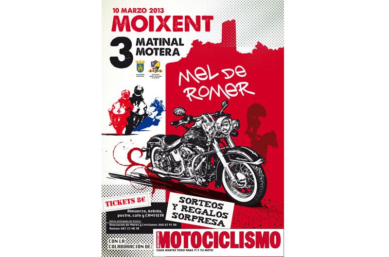 III Matinal Mel Del Romer