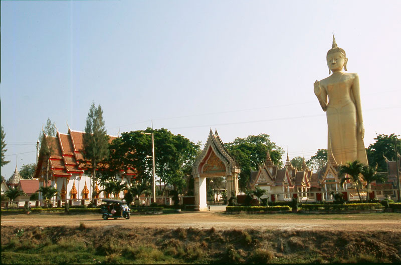 Tailandia en un triciclo