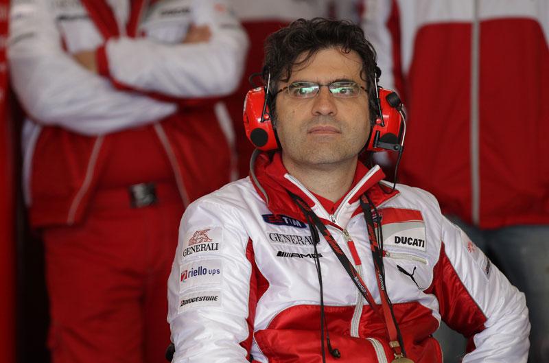 Filippo Preziosi abandona Ducati
