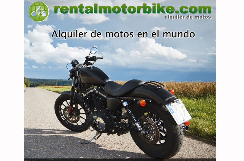 Alquiler de motos en el mundo