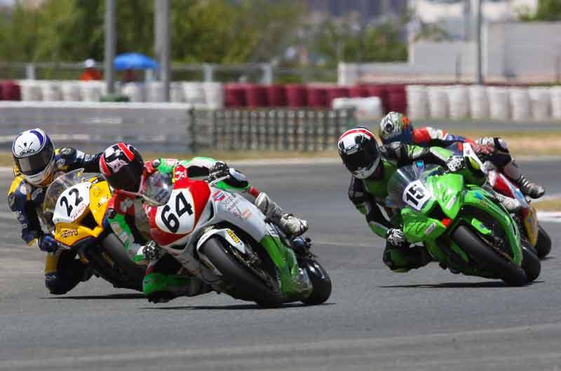 El Campeonato de Velocidad MotoDes, listo para 2013