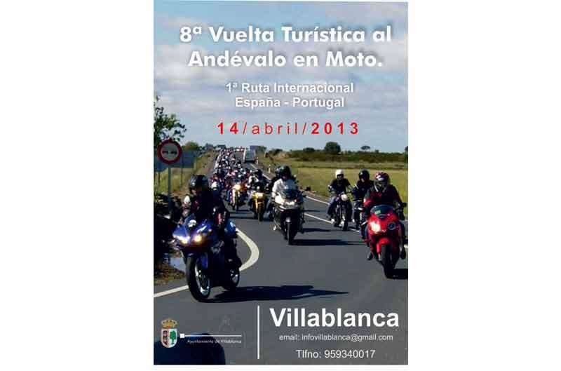 VIII Vuelta turística al Andévalo