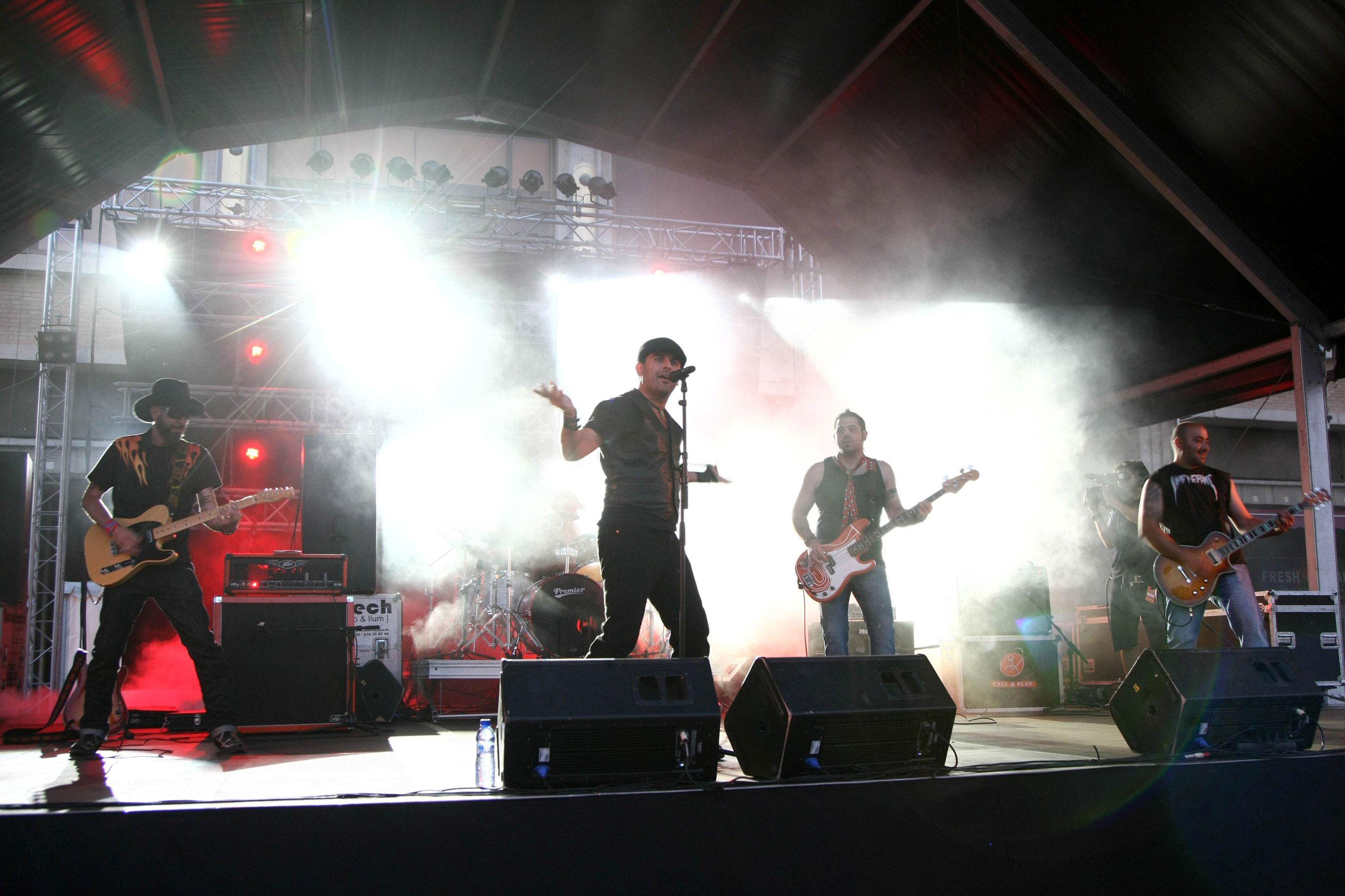 Harley-Davidson busca bandas de rock para actuar en el Salón MotoMadrid