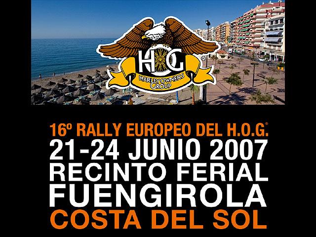 European HOG Rally en España