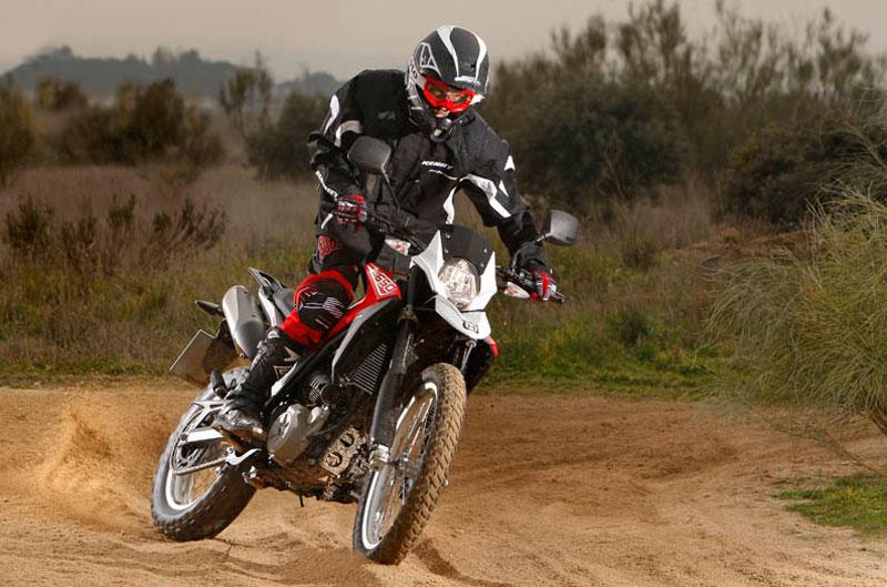 Husqvarna Terra 650. Prueba Moto Verde