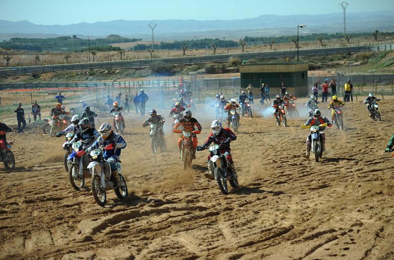 Inscríbete en la MotorLand X-Race