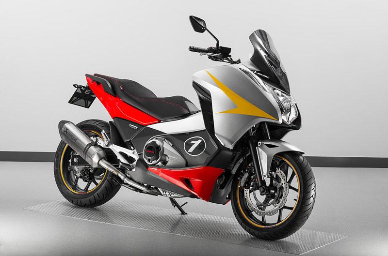 Diseños de la Honda Integra en versión Sport Concept y Touring