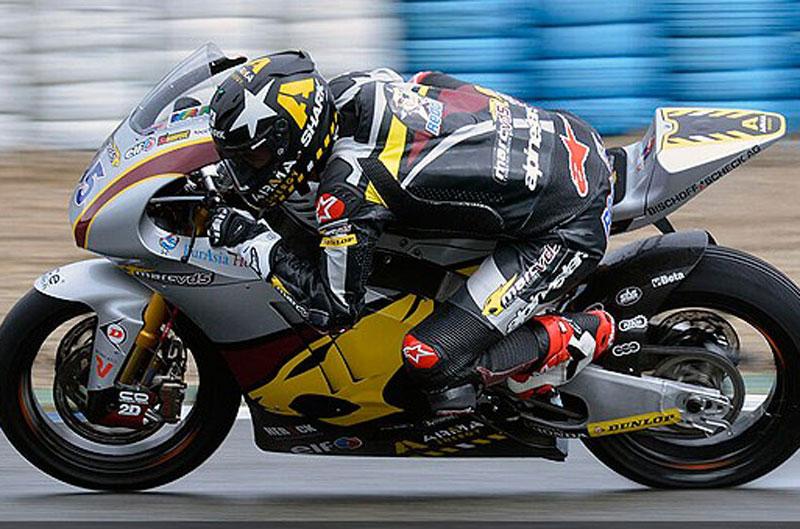 Redding y Miller los más rápidos bajo el agua en Jerez