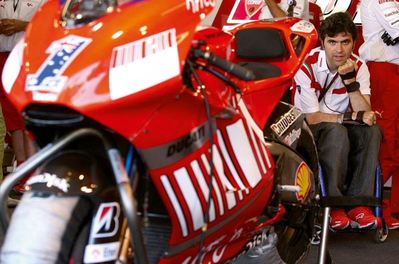 Las Ducati de Filippo Preziosi
