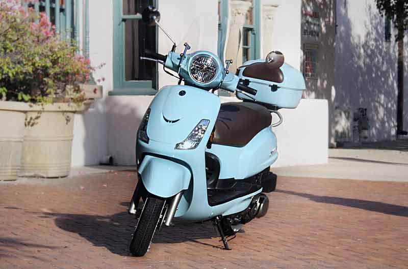 SYM promociona scooters esta primavera