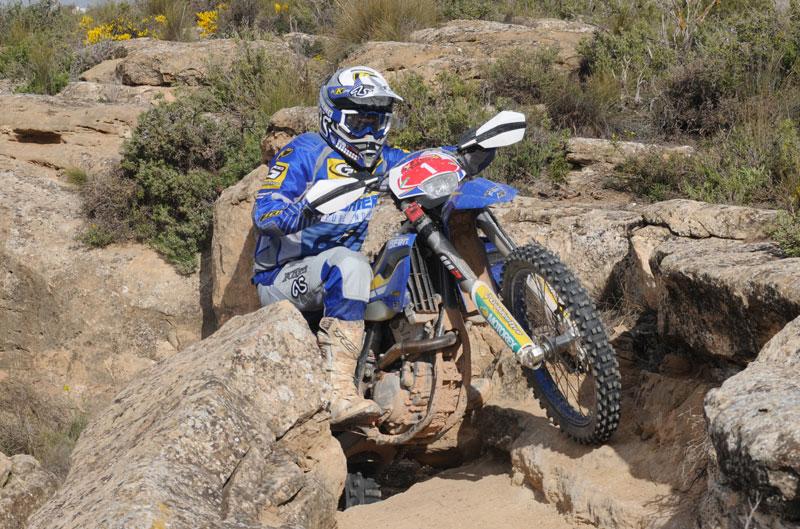 Xavi Galindo vuelve a ganar la MotorLand X-Race