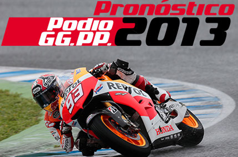 Concurso Pronóstico Podio GG. PP. 2013 Honda