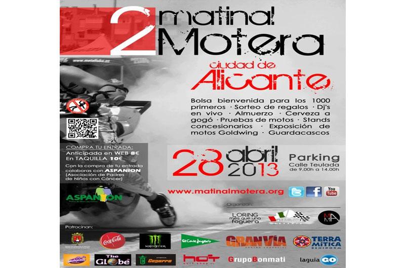 II Matinal motera Ciudad de Alicante