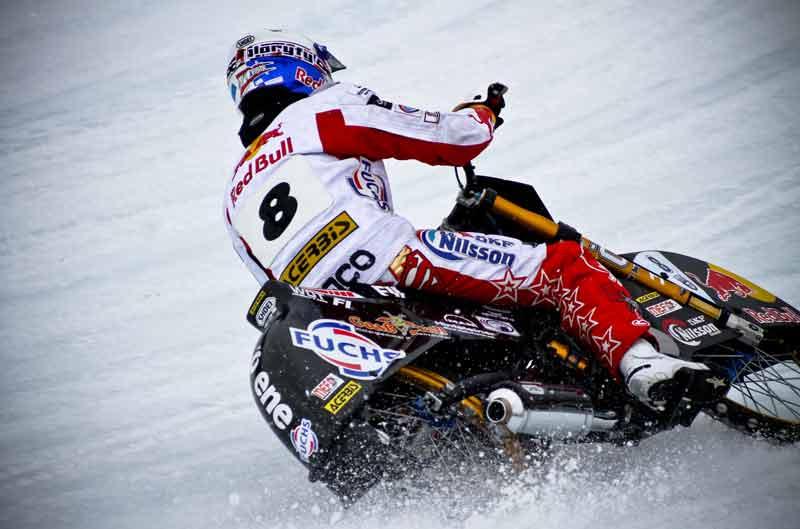 Campeonato del Mundo de Ice Speedway 2013