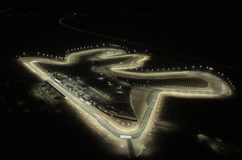 Gran Premio de Qatar 2013. Circuito de Losail. Horarios