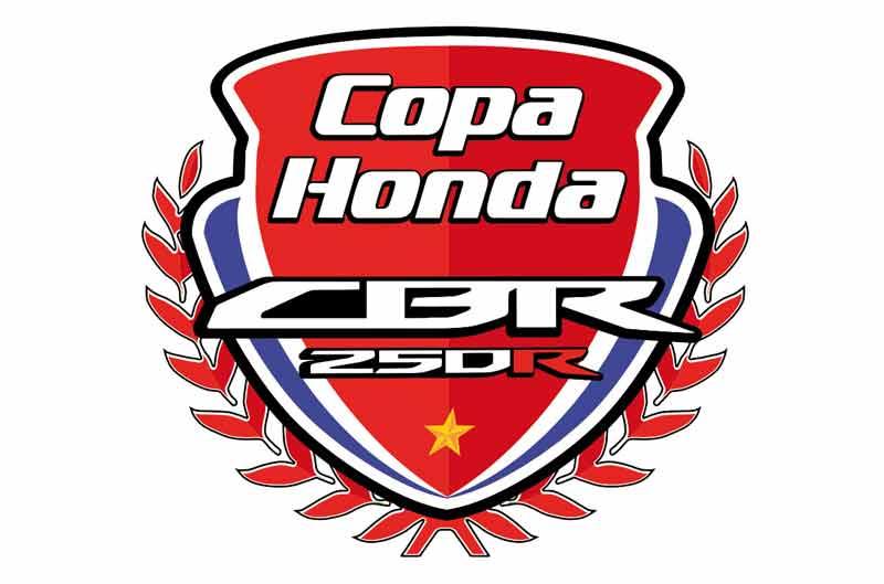 Mika Pérez, líder de la Copa Honda CBR250R