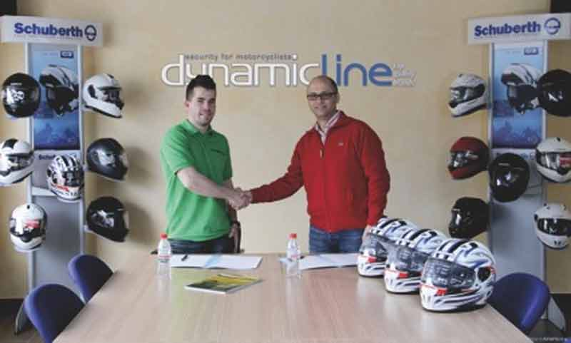 Dynamic Line copatrocinará a Antonio Alarte
