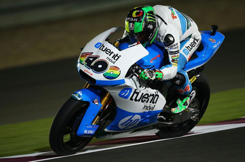 Victoria de Pol Espargaró en Moto2