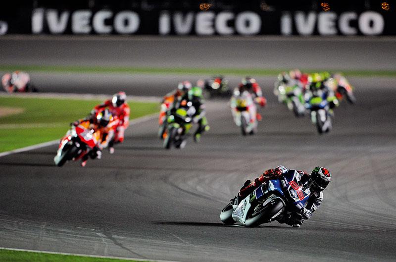 Gran Premio de Qatar y comparativa Maxitrail