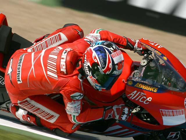 Las Ducati se imponen