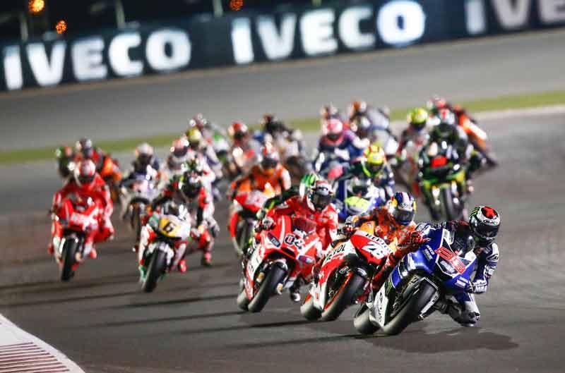 Actualizaciones del reglamento para MotoGP