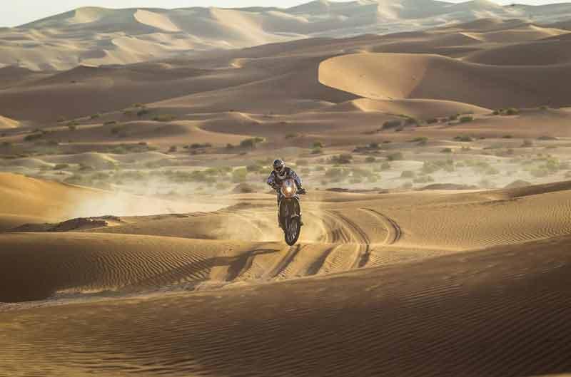 Marc Coma gana el rally de Abu Dhabi
