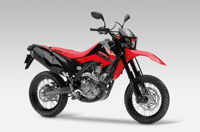 Honda lanza la nueva CRF250M