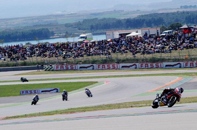 Entrevista a Jorge Lorenzo y Mundial de Superbike en Aragón