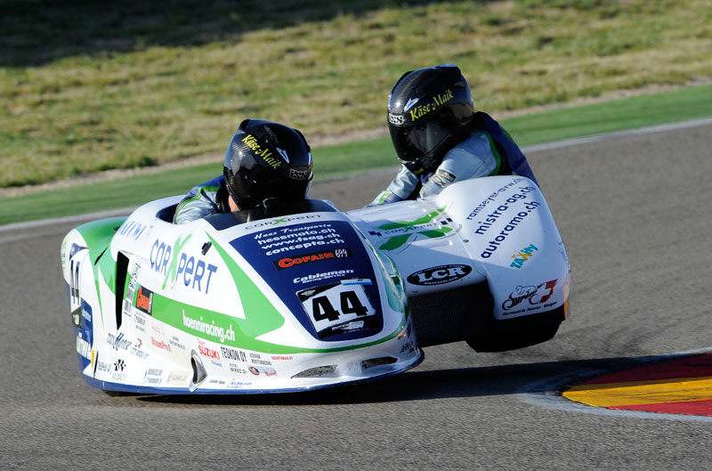 Superstock, European Junior Cup y Sidecar en MotorLand