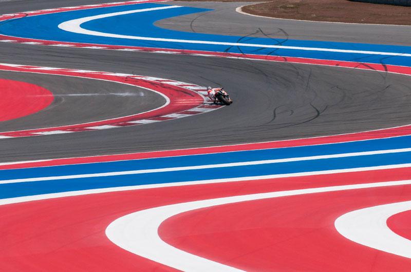 Gran Premio de las Américas 2013. Circuito de Austin. Horarios