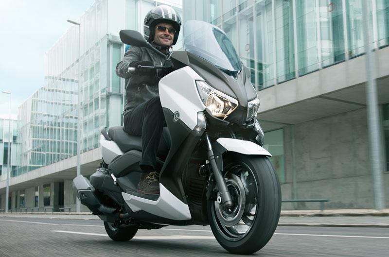Nuevo Yamaha X-MAX 400