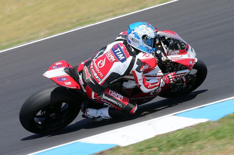 Ducati Alstare concluye dos días de test en Jerez