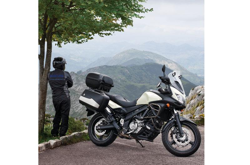 Suzuki V-Strom 650 ABS equipada a un precio muy especial