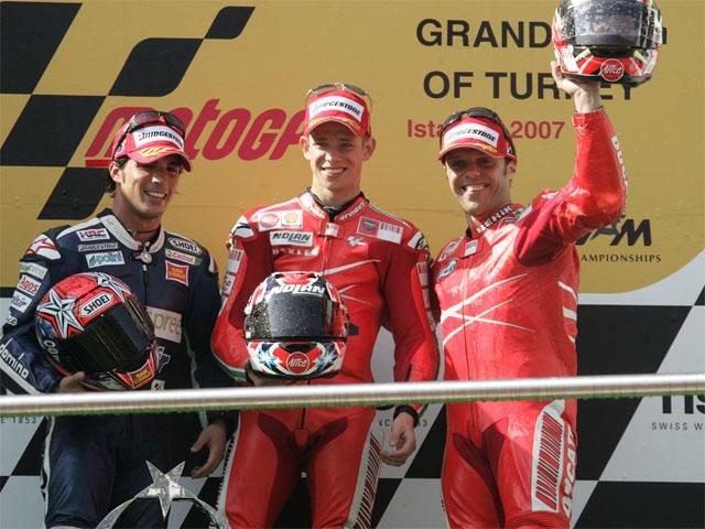 GP de Turquía. Carrera de MotoGP