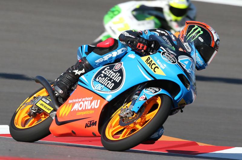 Alex Rins saldrá primero en el Gran Premio de las Américas