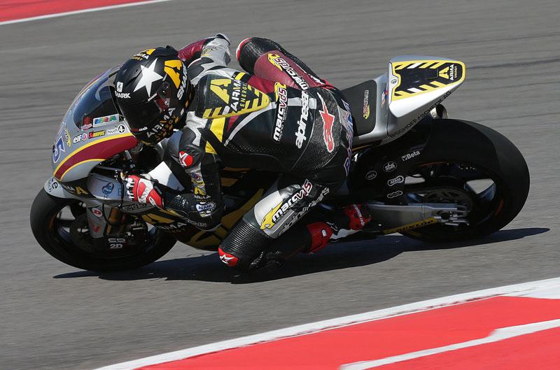 La pole de Moto2 en Austin es para Scott Redding