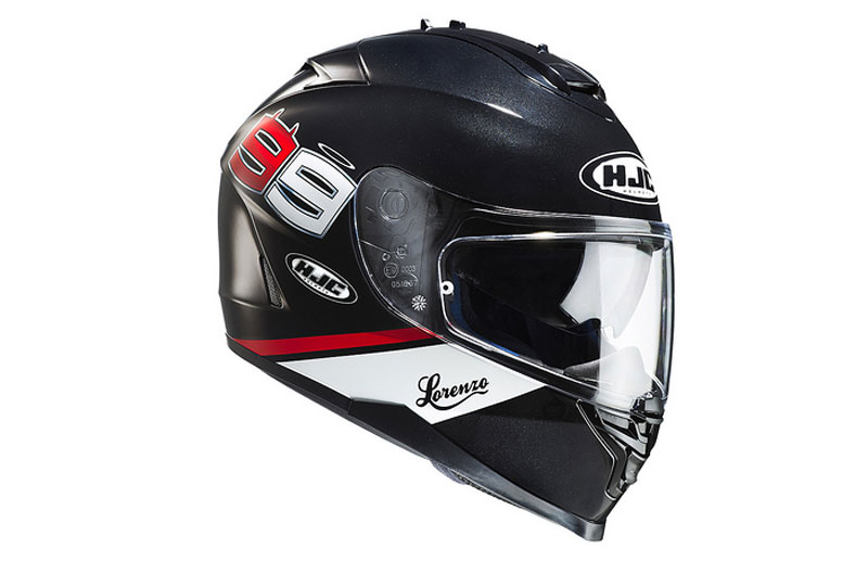 Casco HJC IS-17