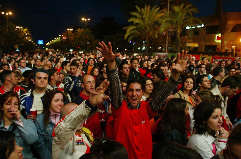 Oasis Jerez: Actividades de MOTOCICLISMO