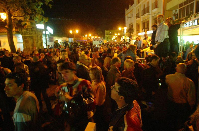 Actividades del Ayuntamiento de Jerez durante los días del Gran Premio